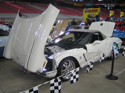 2007 University of Phoenix Stadium Car Show