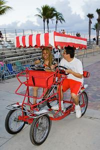 Hollywood Beach Candy Cane Parade 2007