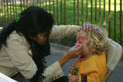 Special Thanks to our Face Painters, Arts & Crafters, Bakers and Clothing Swap Organizers all year!