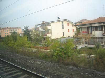 2007 Europe Trip Train to Munich