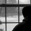 Adam Watches the Snowstorm