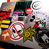The Continued Stages of Laptop Stickering