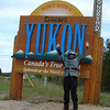 made it to the Yukon Territory!