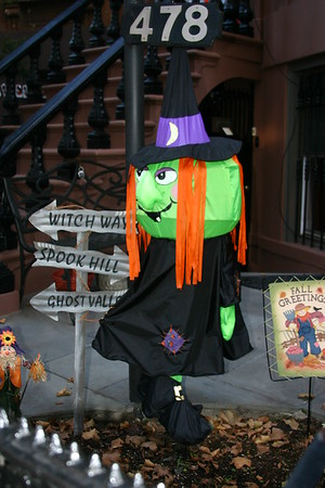 Halloween 2007, Park Slope Brooklyn, NY