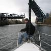 cruisin' through the Fremont bridge