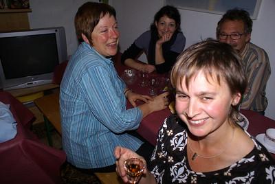 30.10.2007 - Geburtstag Margrith Lehner