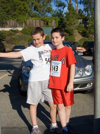 5k Fun Run Burlingame