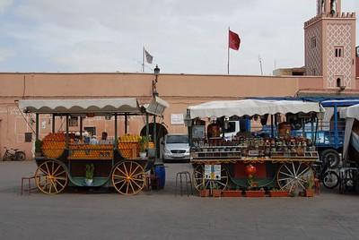 Marrakesh vendors - Kent Simons