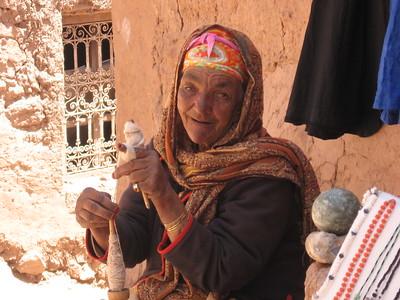 A Moroccan smile - Kim Collins