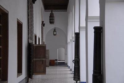 Fez corridor - Kent Simons