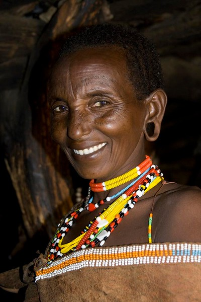 WaToga woman