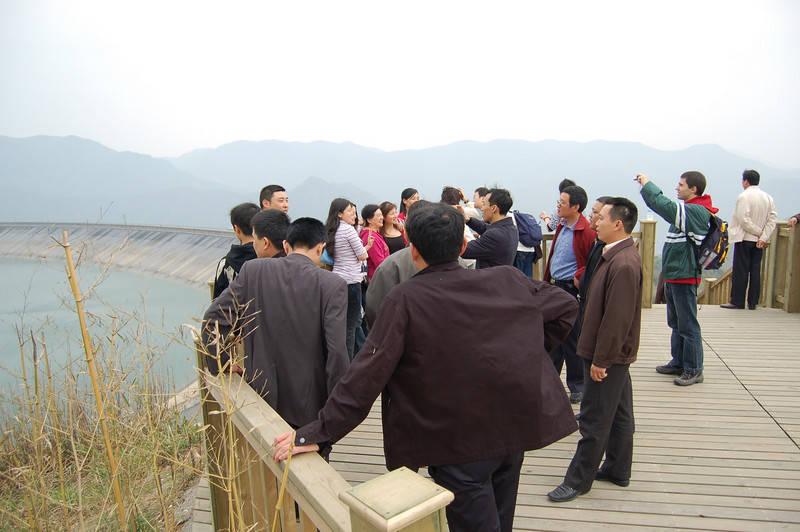 Watching the reservoir