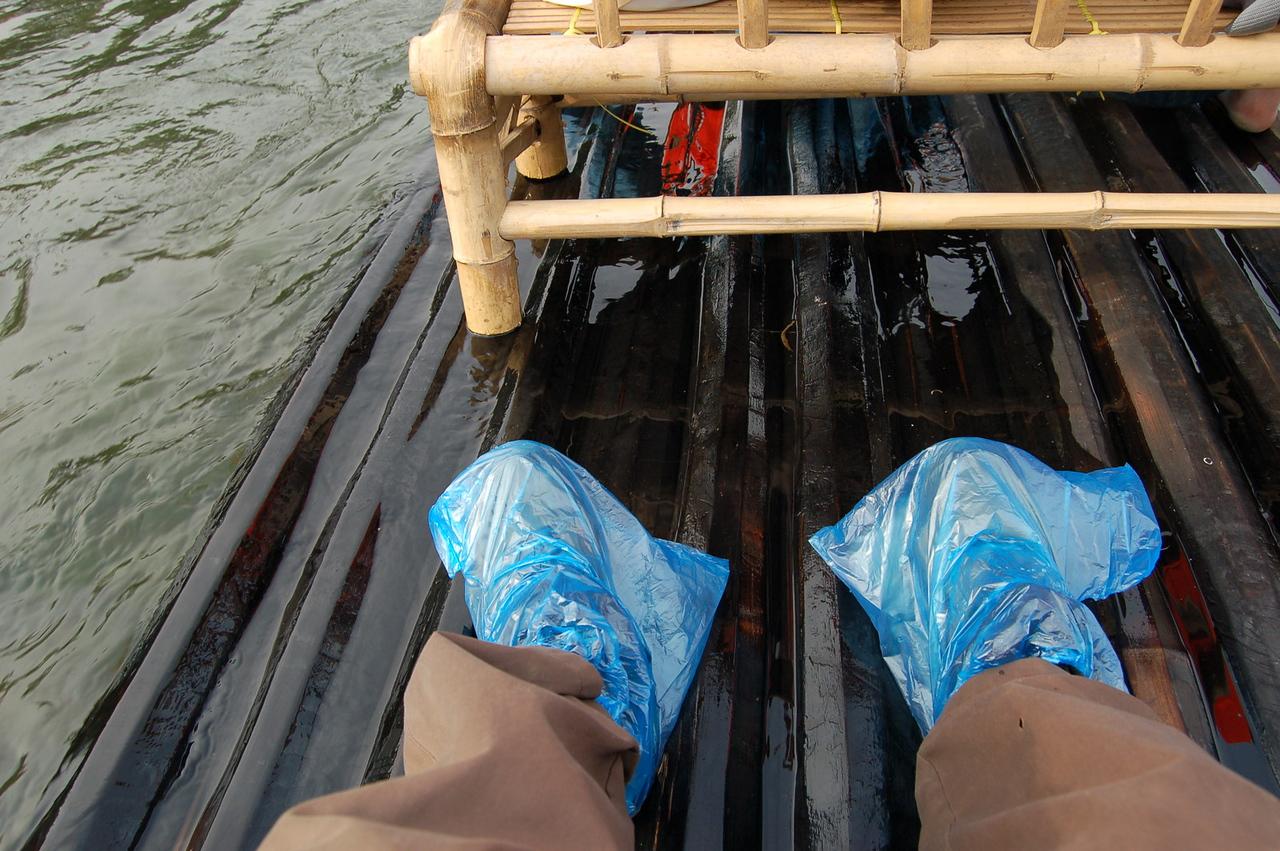 Stylish foot attire