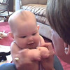 August 13, 2008 - Anna & Ms. Kathy play