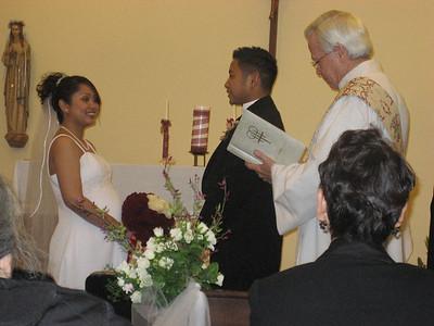 Anne, Juniors Wedding