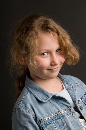 2007 Annie Portraits