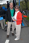 Thomas G. Labrecque, Jr., President, Thomas G. Labrecque Foundation & his mom, Sheila Labrecque