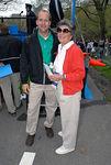Thomas G. Labrecque, Jr., President, Thomas G. Labrecque Foundation & his mom, Sheila Labrecque
