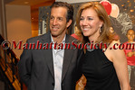 Kenneth Cole and New York's First Lady and CFC Founder, Silda Wall