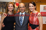 New York's First Lady and CFC Founder, Silda Wall with Joel Klein & Maggie Jones