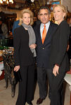 Sydney R. Shuman, Allen Brill and Diana Quasha