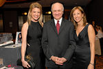 Amy McFarland, Nicholas Scoppetta and Susan Magazine at the Mandarin Oriental Hotel for New Yorkers For Children Celebrates New Year's in April: A Fool's Fete Supported by Emanuel Ungaro