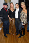 Montgomery Frazier, Christine Cachot, Gustavo Arango and Tracy Stern