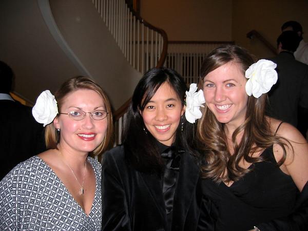 Tracy, Vanessa & Jill