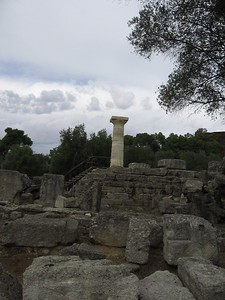 Ancient Olympia - Kimberly Collins
