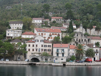 Bay of Kotor  - Kimberly Collins