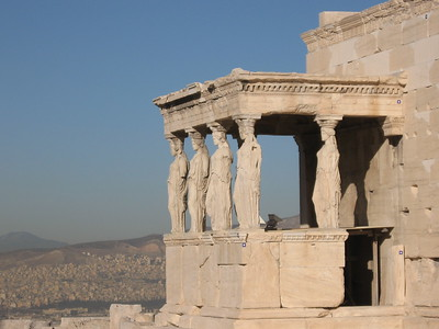 Acropolis - Kimberly Collins
