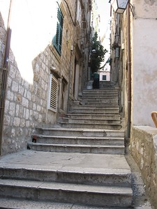 Dubrovnik Steps - Kimberly Collins - Kimberly Collins