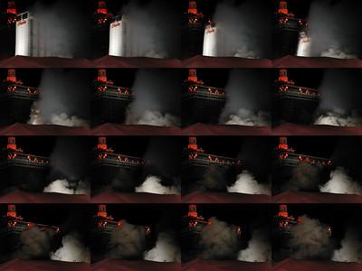 Implosion C T