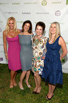 Amy Phelan, Pamela Sanders, Nancy Magoon and Heidi Zuckerman Jacobson
