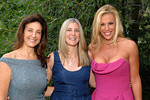 Pam Sanders, Heidi Zuckerman Jacobson and Amy Phelan