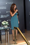 Beyonce Knowles at the Launch of Emporio Armani Diamonds at Macy's Herald Square in New York, NY.  <center>New York, NY August 16, 2007 Photo: ManhattanSociety.com by Steve Mack