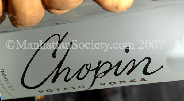Chopin Vodka Cocktail Chic at John Allan's Tribeca Salon