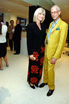 Paula Dyrhaug (Director of Development, Peace House Foundation) & Designer Jamie Drake