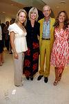 Sarah Currie, Paula Dyrhaug (Director of Development, Peace House Foundation) , Designer Jamie Drake & Victoria Protheroe of Herman Miller