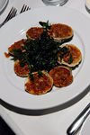 Clams Casino....how you doin! probably one of Chris London's favorite pre-steak nibbles.