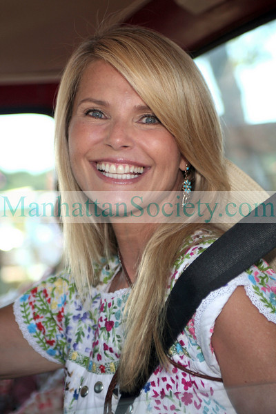 The 18th Annual Family Day Wild Wild West Carnival, hosted by Christie Brinkley to Benefit the Einstein College of Medicine