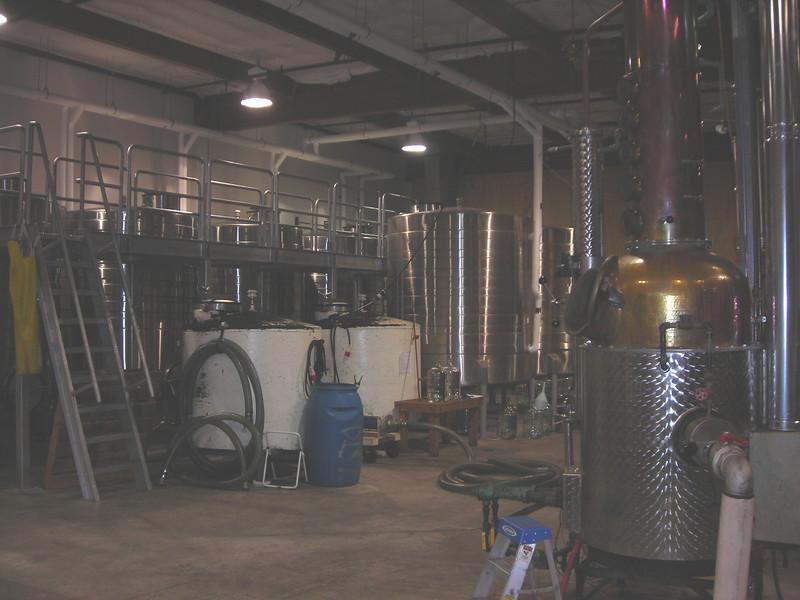 Clear Creek Distillery.