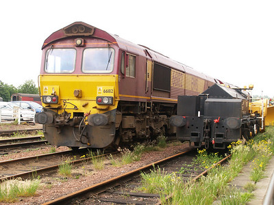 66182  Mossend Sidings