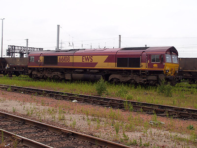 66108  Mossend Sidings