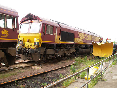 66098  Mossend Sidings