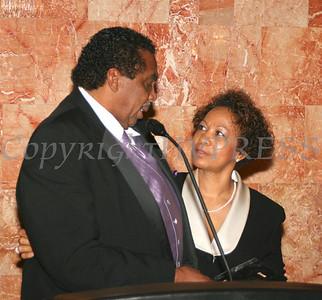 Runston Lewis and Mary Bryant-Joyner