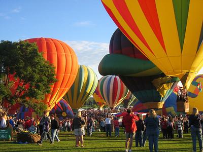 Balloon Classic - September 2007