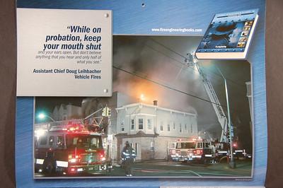 Fire Engineering Caalendar - 2008
