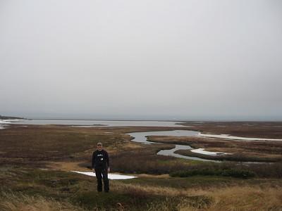 andrew on tundra - Andrew Gossen