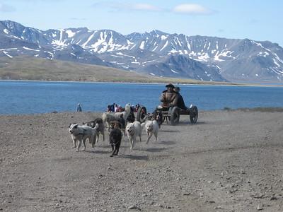 Bering Sea Crossing